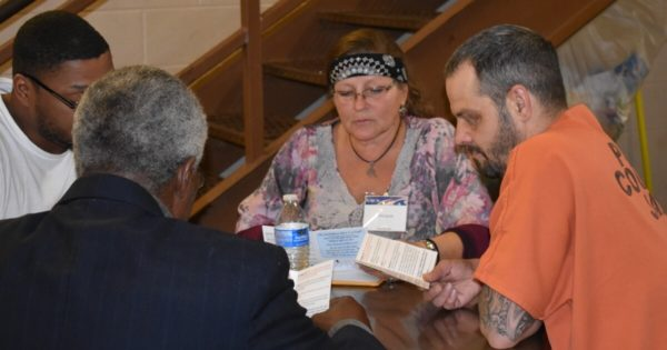 flyright polk county jail ministry event