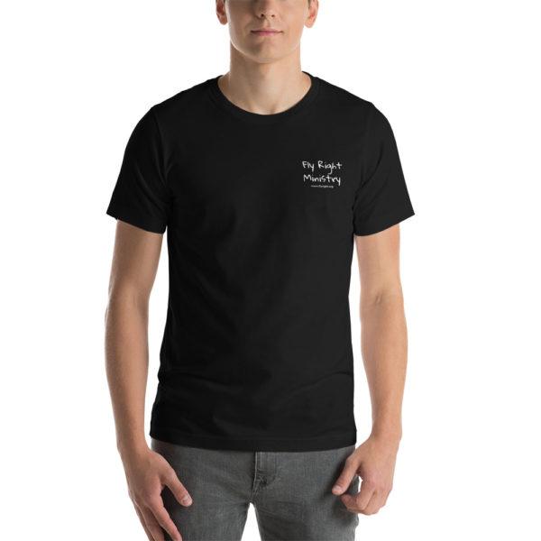 unisex premium t shirt black front 60cade0fa9539