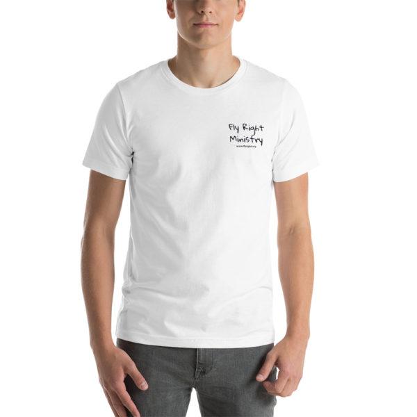 unisex premium t shirt white front 60caddd4cf3fa