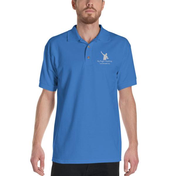 classic polo shirt royal front 60f665fd3dd49