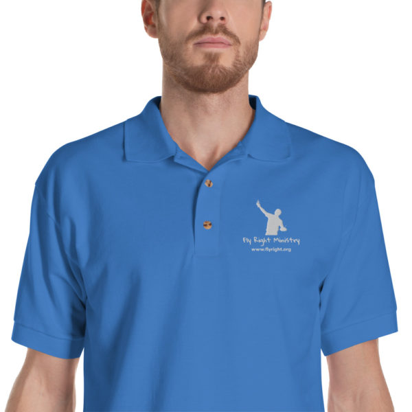classic polo shirt royal zoomed in 60f665fd3dcd0