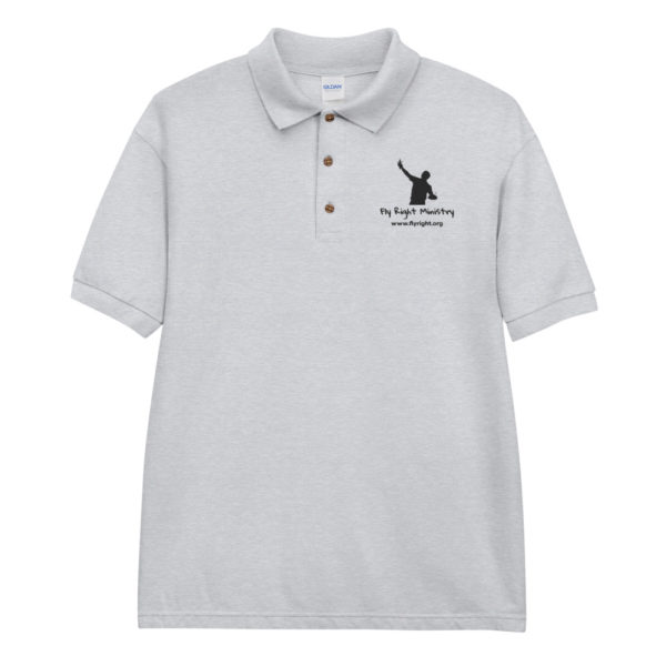 classic polo shirt sport grey front 60f66734a65d4