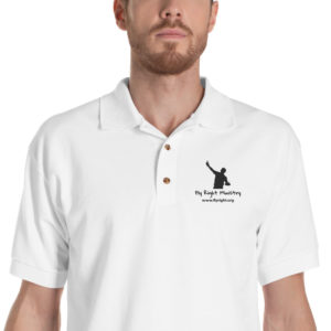 classic polo shirt white zoomed in 60f66734a6484