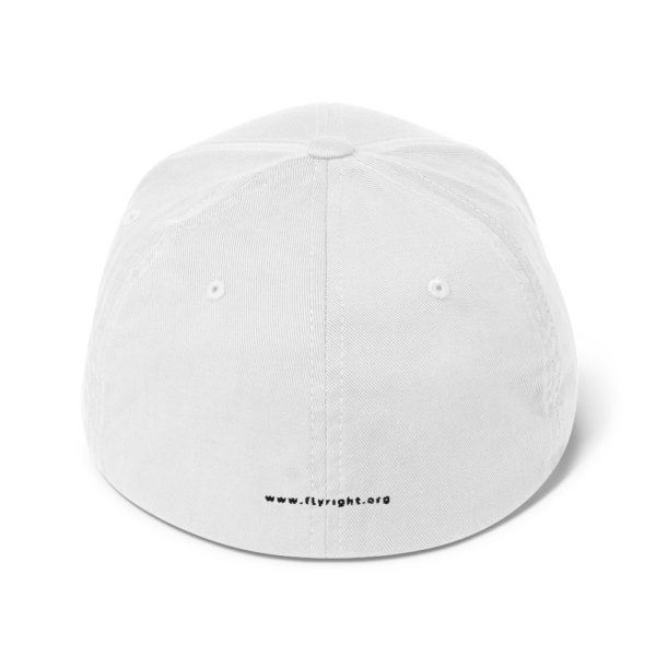closed back structured cap white back 60f66295ab31d