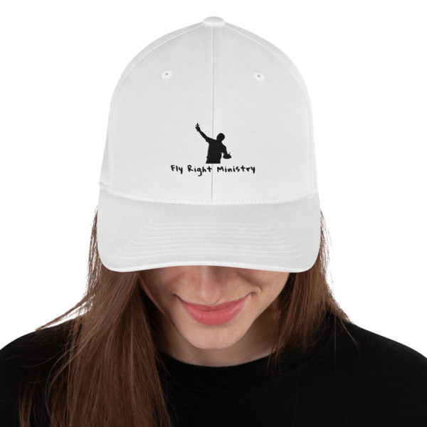 closed back structured cap white front 60f66295ab16f